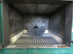 Glenwood 7080 Multi-Fuel Biomass Boiler Firebox 2