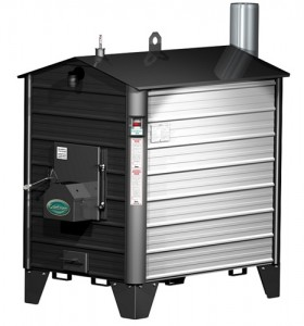 Pro-Fab Cozeburn 250 Outdoor Boiler - Obadiah's Wood Boilers