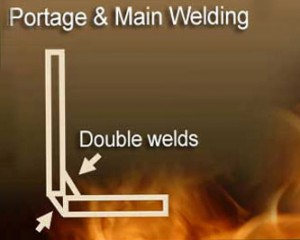 Portage & Main Double Weld - Obadiah's Wood Boilers
