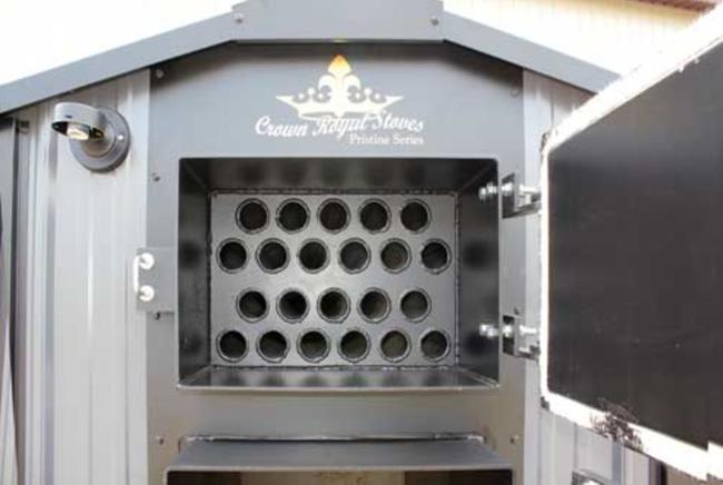 Crown Royal Pristine Wood Furnaces Obadiah S Wood Boilers