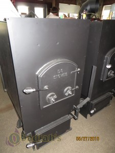 D.S. Boiler Naked - Obadiah's Wood Boilers