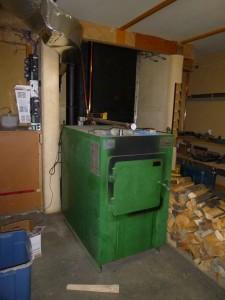 Solar Dragon - Boiler 1 - Obadiah's Wood Boilers
