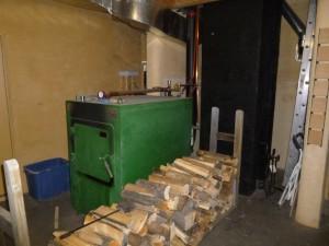 Solar Dragon - Boiler 2 - Obadiah's Wood Boilers