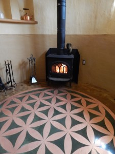 Solar Dragon - Interior - woodstove 3 - Obadiah's Wood Boilers