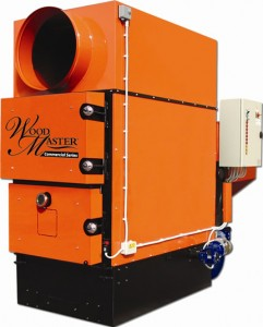 Woodmaster Commercial Forced Air Furnace - Obadiah's Wood Boilers