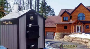 Crown Royal Wood Boiler - Obadiah's Wood Boilers