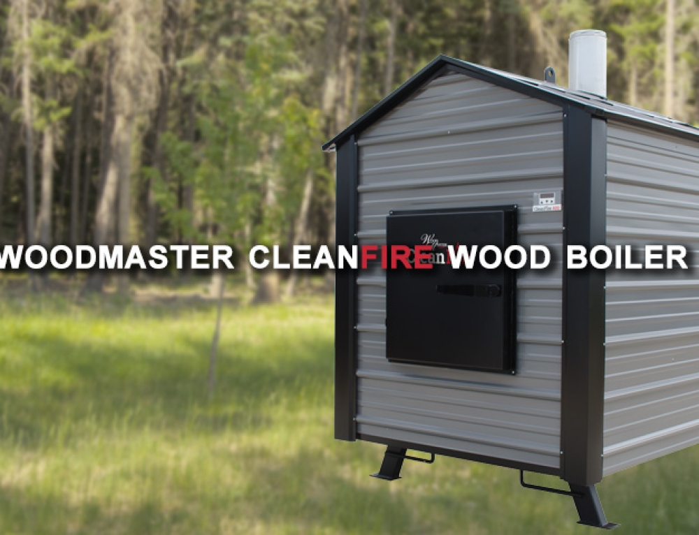 The WoodMaster CleanFire Boiler
