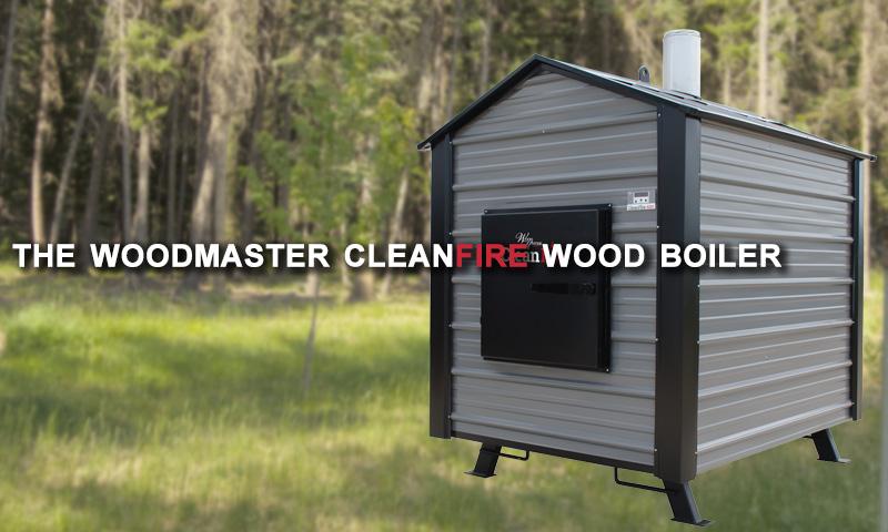 the woodmaster cleanfire boiler obadiah s wood boilers