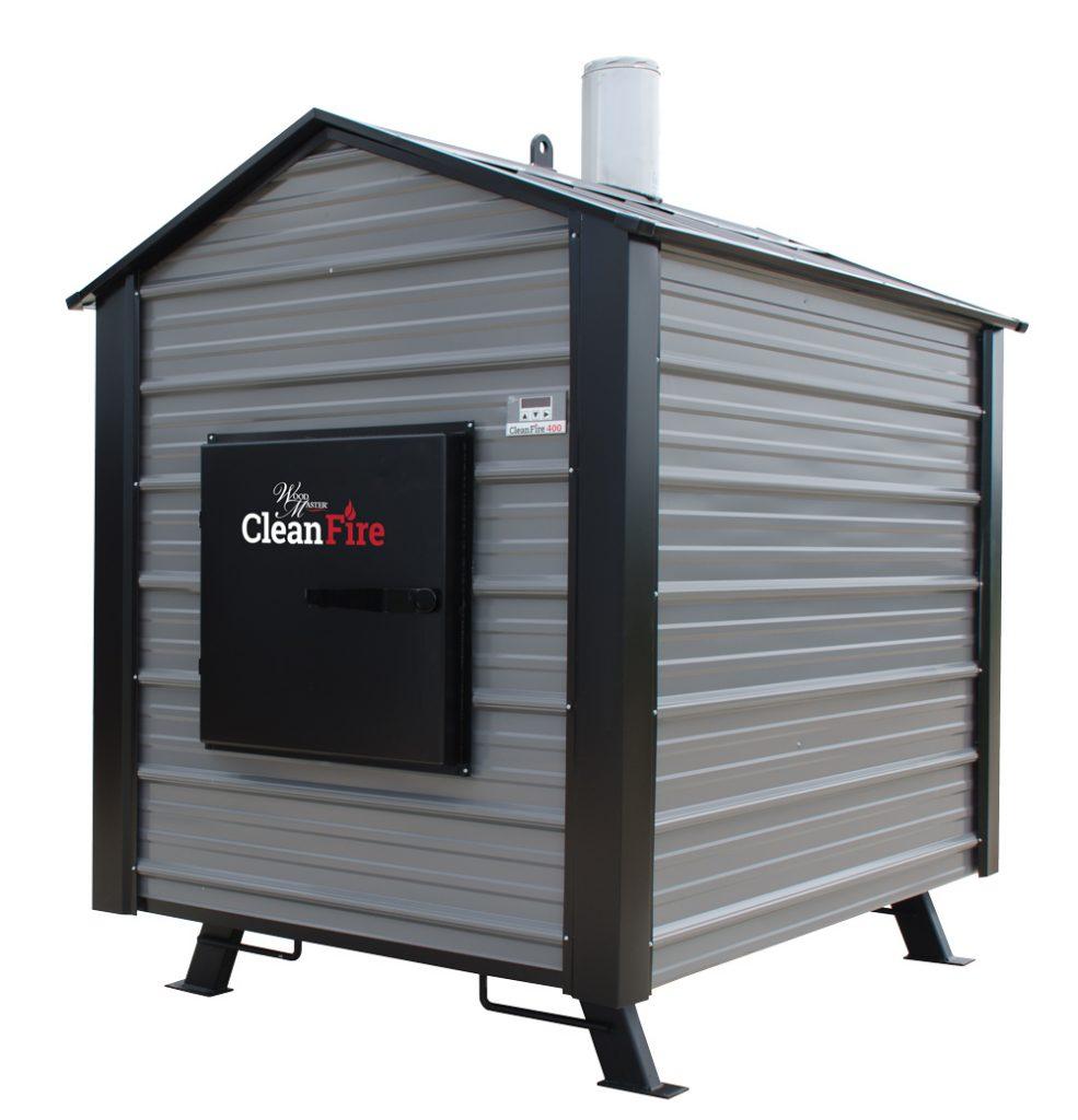 WoodMaster CleanFire Boiler - Obadiah's Wood Boilers