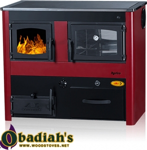 Max Hydro Wood Boiler Cookstove