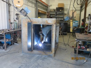 Glenwood 7080 Front View On Side Welding 2