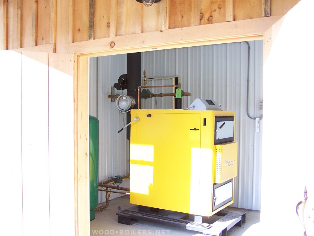 Where To Install A Wood Boiler