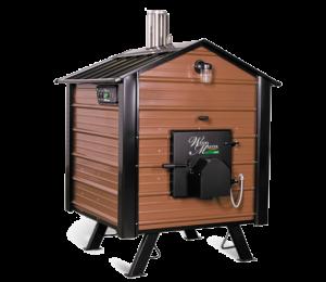 WoodMaster 3300 Wood Boiler - Obadiah's Wood Boilers