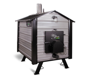 WoodMaster 4400 Outdoor Boiler - Obadiah's Wood Boilers