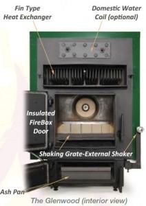Glenwood Boiler (exterior) - Obadiah's Wood Boilers