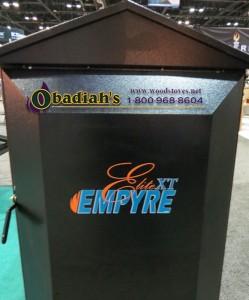 Pro-Fab Elite XT - Front Access - Obadiah's Wood Boilers