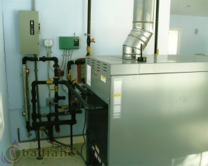 Pro-Fab Empyre Elite Installation - Obadiah's Wood Boilers