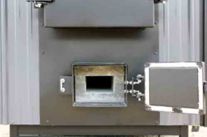 Crown Royal Pristine Series Wood Furnace - Refractory Brick Lined Firebox - Obadiah's Wood Boilers