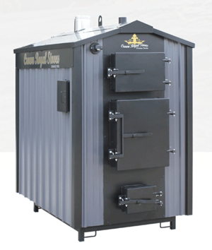 Crown Royal Pristine Series Wood Furnace - Obadiah's Wood Boilers